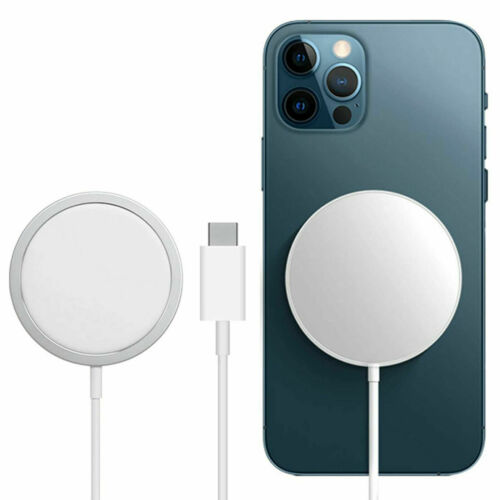 For Apple iPhone 12 Pro Max Mini Wireless Charger Magsafe Magnetic Fast Charging