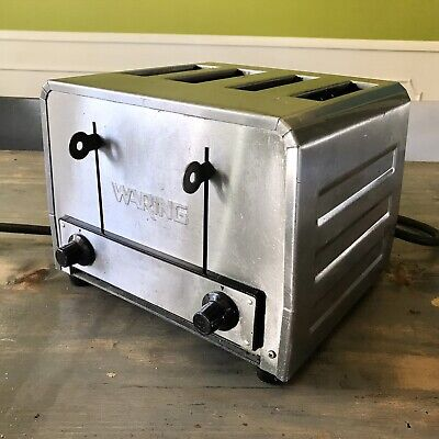 Waring Commercial Toaster Wct810 Bread Bagel