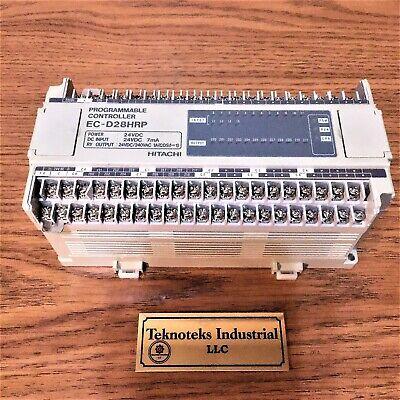 Hitachi Ec-d28hrp Programmable Controller