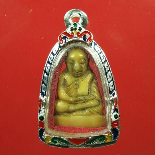 Old PhraLoplor,Luang Phor Ngern Buddha, wat Bangkhlan Phim Niyom, Rare!!#2