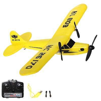 RC ferngesteuertes Cessna Segelflugzeug, Flugzeug, Flieger, 2,4 GHz Edition, Neu