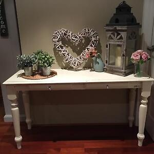 Hampton Style Hall Table Butler Wanneroo Area Preview