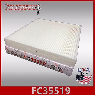 FC35519 CAF1781 CABIN AIR FILTER: ACURA CSX ILX MDX RDX RL TL TS ZD & HONDA