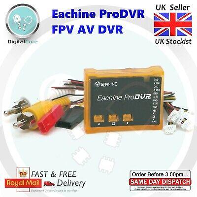 Eachine Prodvr Pro DVR FPV Mini Audio Vídeo Grabadora - Dron Cuadricóptero...