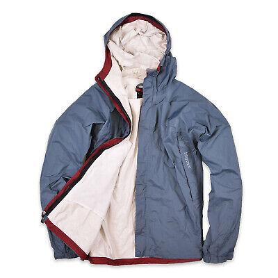 Marmot Herren Jacke Jacket Regenjacke Gr.L (wie XL) Outdoor Dünn Blau 95959