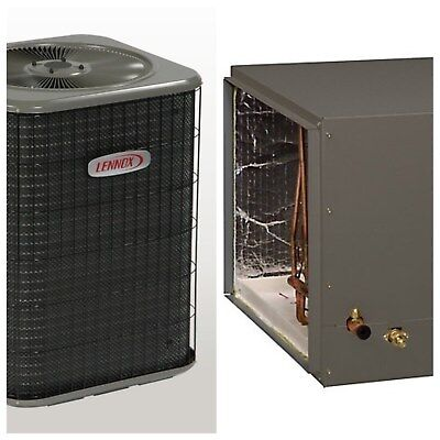 Lennox 5 Ton Split System Air Condition Combo Outdoor Unit and Indoor Coil 460V