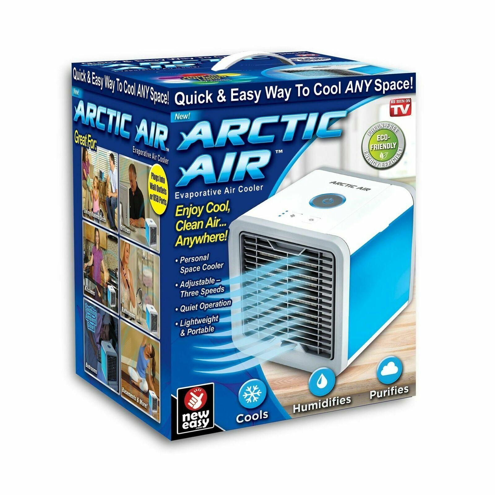 Ontel Arctic Personal Air Cooler