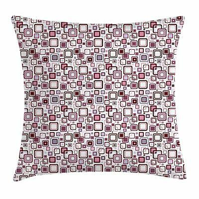 Abstract Geometry Throw Pillow Cases Cushion Covers Home Dec