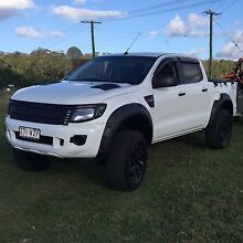 2011 Ford Ranger Ute Mount Crosby Brisbane North West Preview
