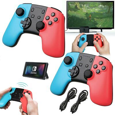For Nintendo Switch Joystick Joycon Wireless Pro Game pad Remote Controller US