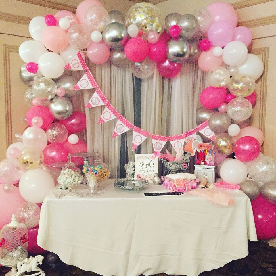 Balloon Decor , Party Decoration , Dessert and Candy Table ...