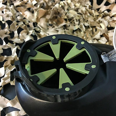 New Gen X Global Gxg Lightning Universal Halo Speed Feed Fast Gate   Olive Green