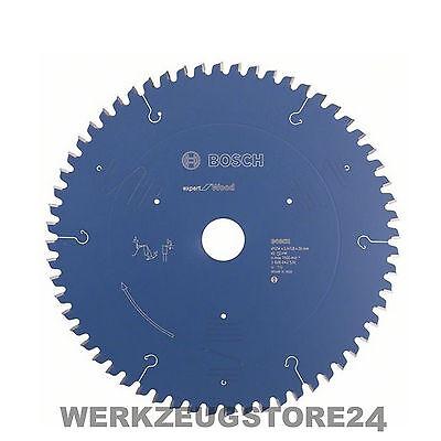 Bosch Kreissägeblatt Expert for Wood 254x30x2,4/1,8 mm 60T WZ 2608642530