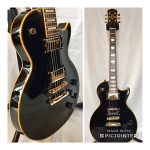 Epiphone Limited Edition Les Paul Custom Antique, HSC