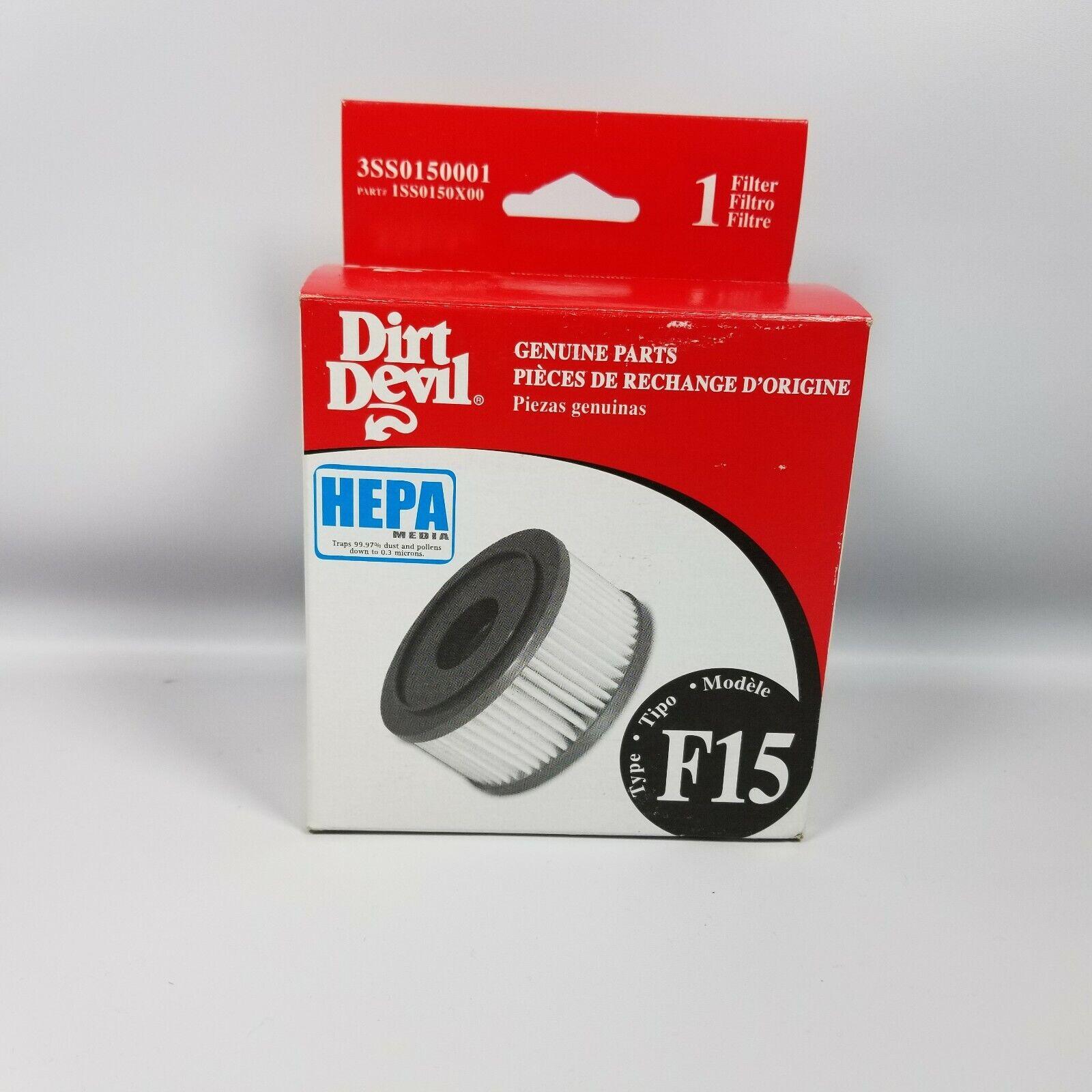 Dirt Devil Replacement Filter - HEPA