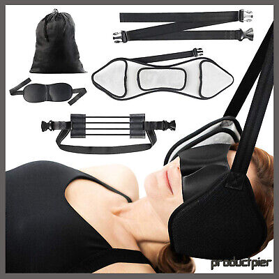 Best Hammock for Head Neck Pain Relief Premium Portable Cervical Traction