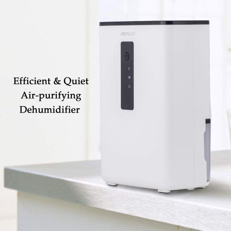 New Electronic Home Dehumidifier with UV Light for Home, Bas