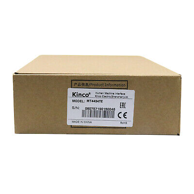 1pc Kinco Touch Screen Panel Hmi Mt4434te Ethernet New In Box Free Shipping