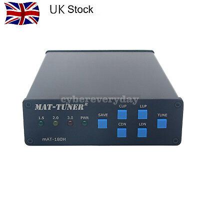 mAT-180H HF Auto-tuner 120W AUTO TUNER Automatic Antenna Ham Radio UK stock