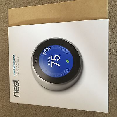 Nest thermostat - Brand new