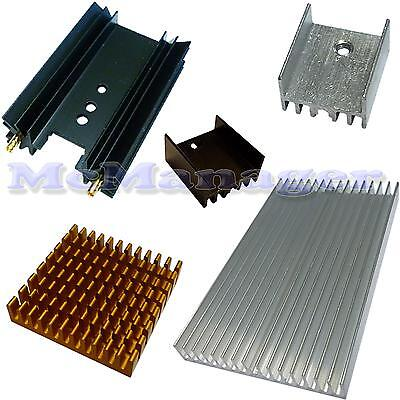 Small Heat Sink For Power Transistormosfetic To-3to-126to-220to-247..