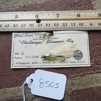 Glen L Evans Challenger  Stream fly fishing lure (lot#8505)