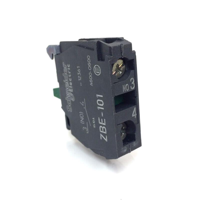 Spare Contact Block ZBE 101 !!!!!! Telemecanique ZBE101 Push Button N//O Single