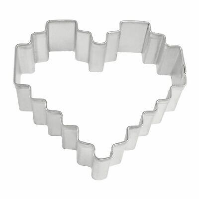 Heart Pixelated 3.125