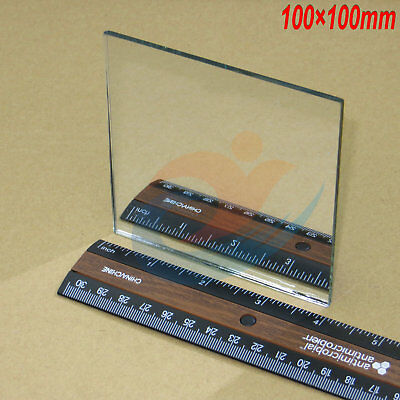 Laser Light Show Front First Surface Mirror 100 X 100 X 3mm Bounce Lab Optics