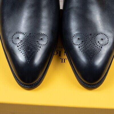 NWB $1975 JOHN LOBB CHIGWELL Brogue Shoes 9US / 44EU EE Width
