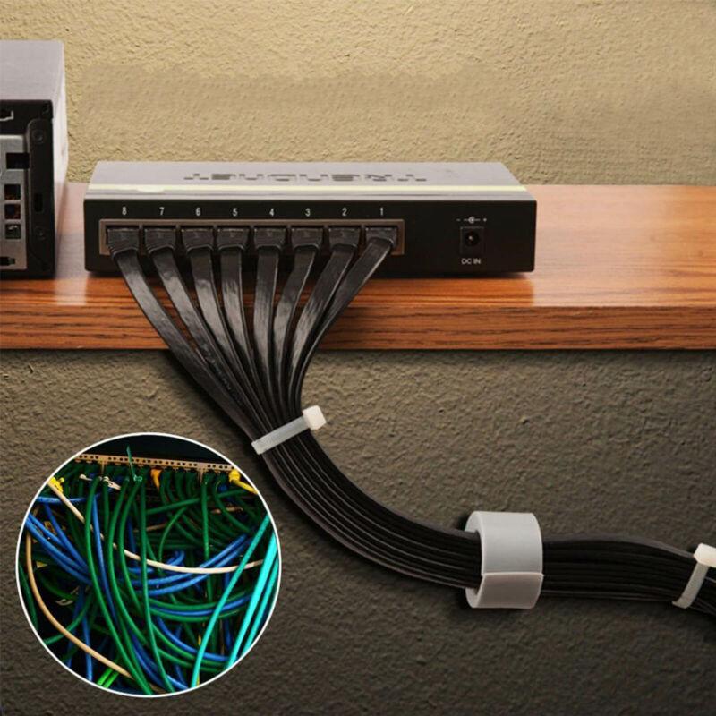 Sunnytech Cat6 UTP ETL Verified Patch Cable 6//10//20//30ft//50//75//100ft Lot