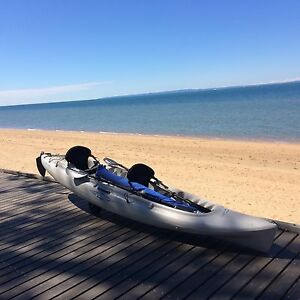 Hobie Mirage Oasis Peddle Kayak (Double) Margate Redcliffe Area Preview