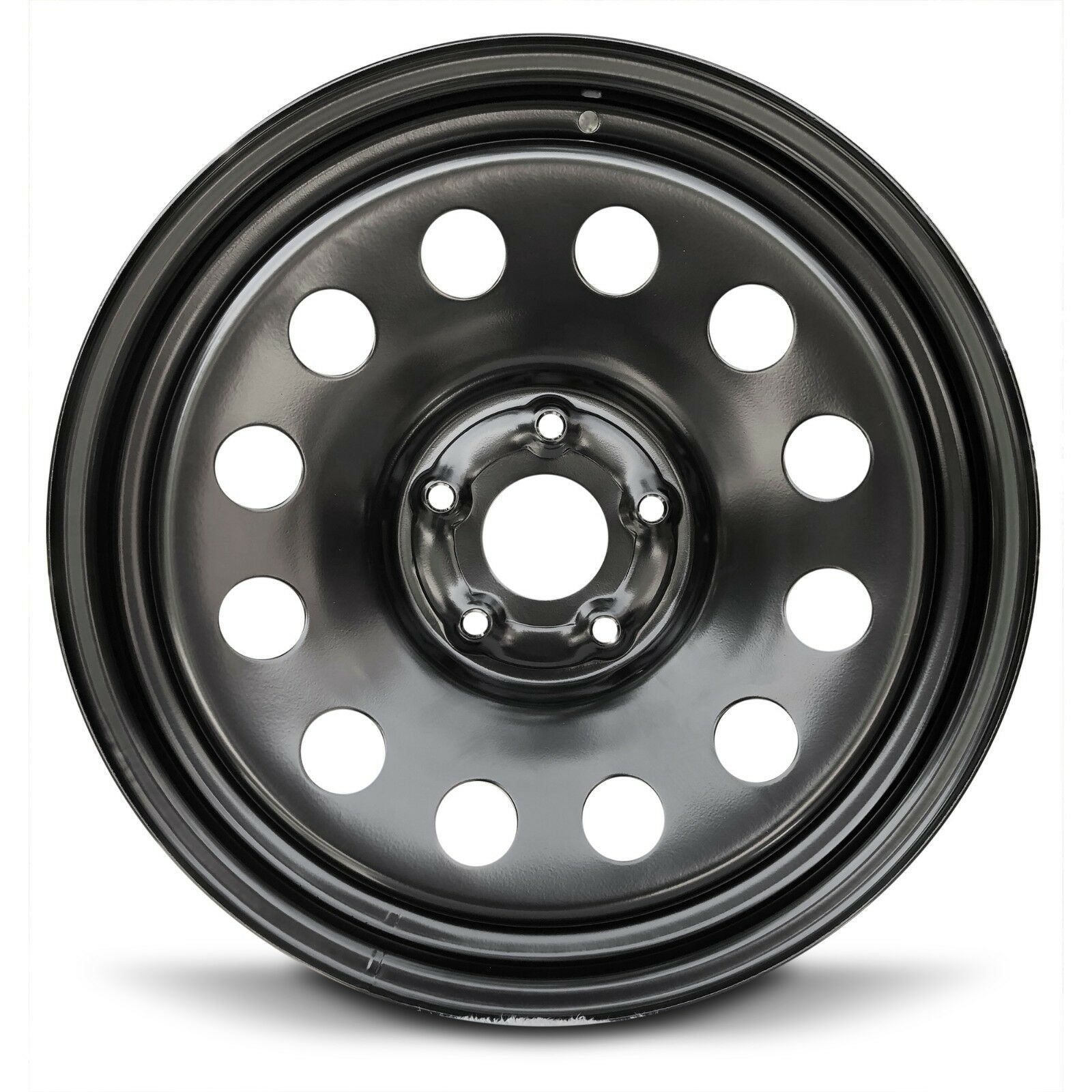 Wheel 20'' Steel Rim 2011-2019 Dodge Ram 1500 New 12 Holes
