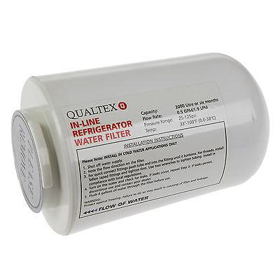 Fridge Water Filter Designed to Fit Amana Clean N Clear R224-FIR, WF30, WF40
