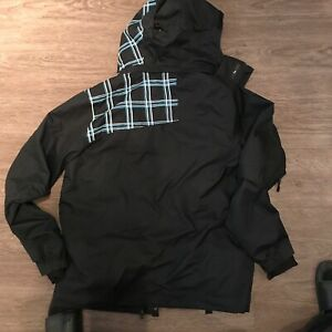 O'Neill Santa Cruz boys jacket