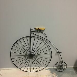 Decorative Bike wall hanging