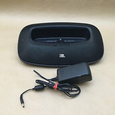 JBL ONBEAT MINI Portable Loud Speaker Lighting Dock For