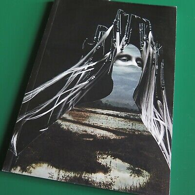 ojeRum / øjeRum - Silent Figure With Landscape Vol 1 / collage art book SOLD OUT