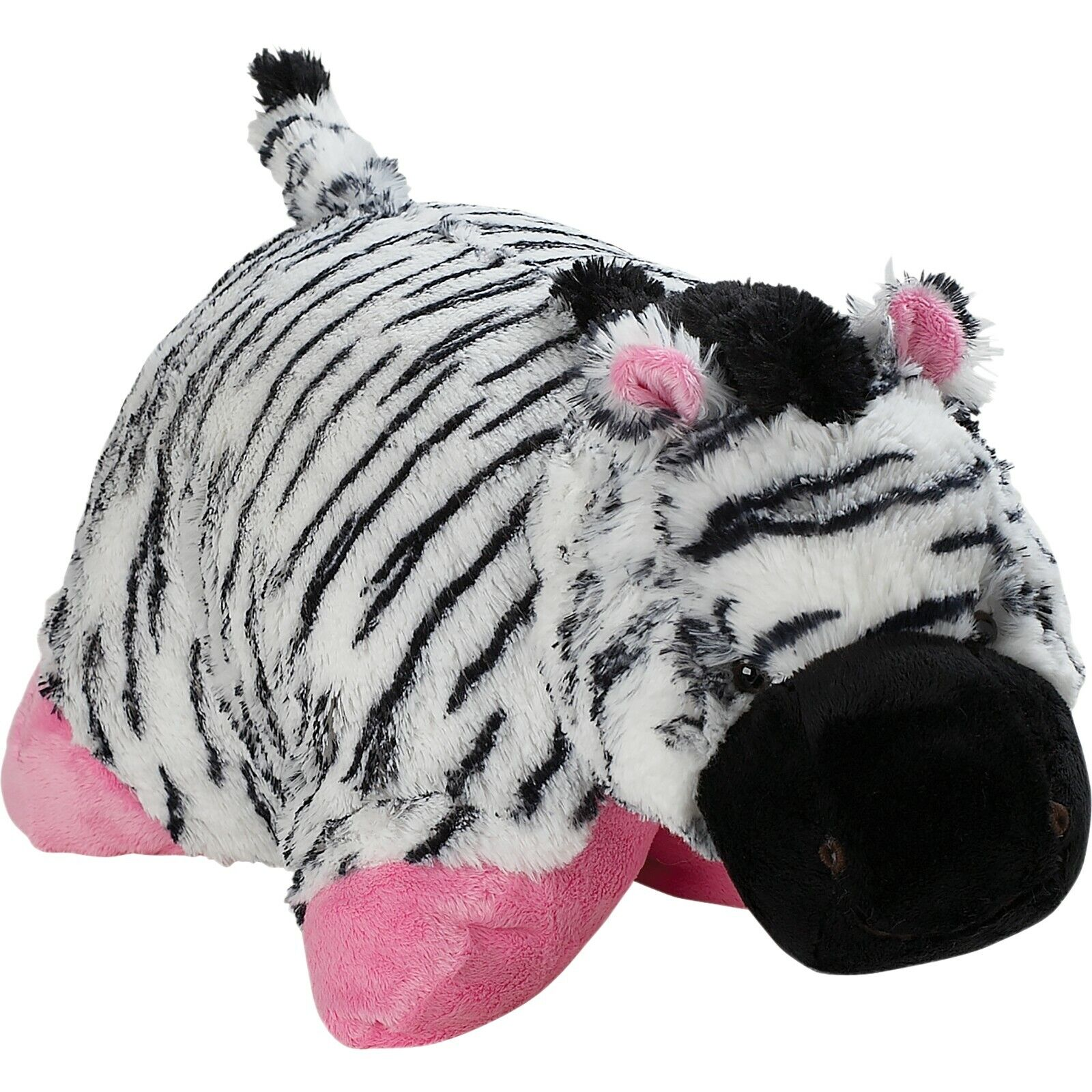 "Pillow Pets Signature, Wiggly Pig, 18"" Stuffed Animal Plush"