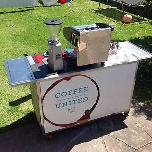 COFFEE CART AND ALL EQUIPTMENT Preston Darebin Area Preview