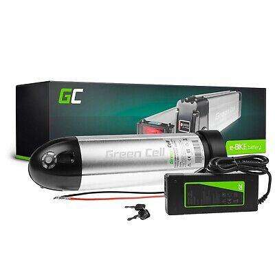 Batería Bicicleta Eléctrica 36V 8.8Ah E-Bike Li-Ion Bottle + Cargador