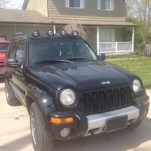 2004 Jeep Liberty 4x4 for sale