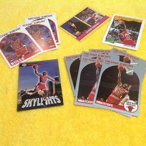 Michael Jordan Basketball Card lot