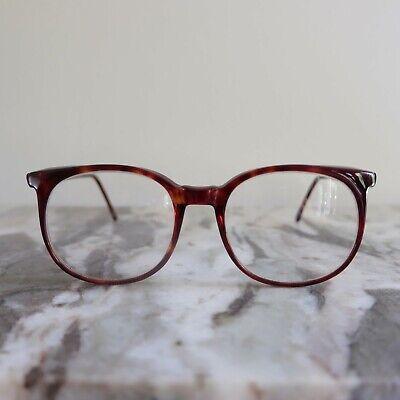 Vintage Polo Ralph Lauren Eye Glass Frames Red/Brown Tortoise Shell (Red Tortoise Shell Glasses)