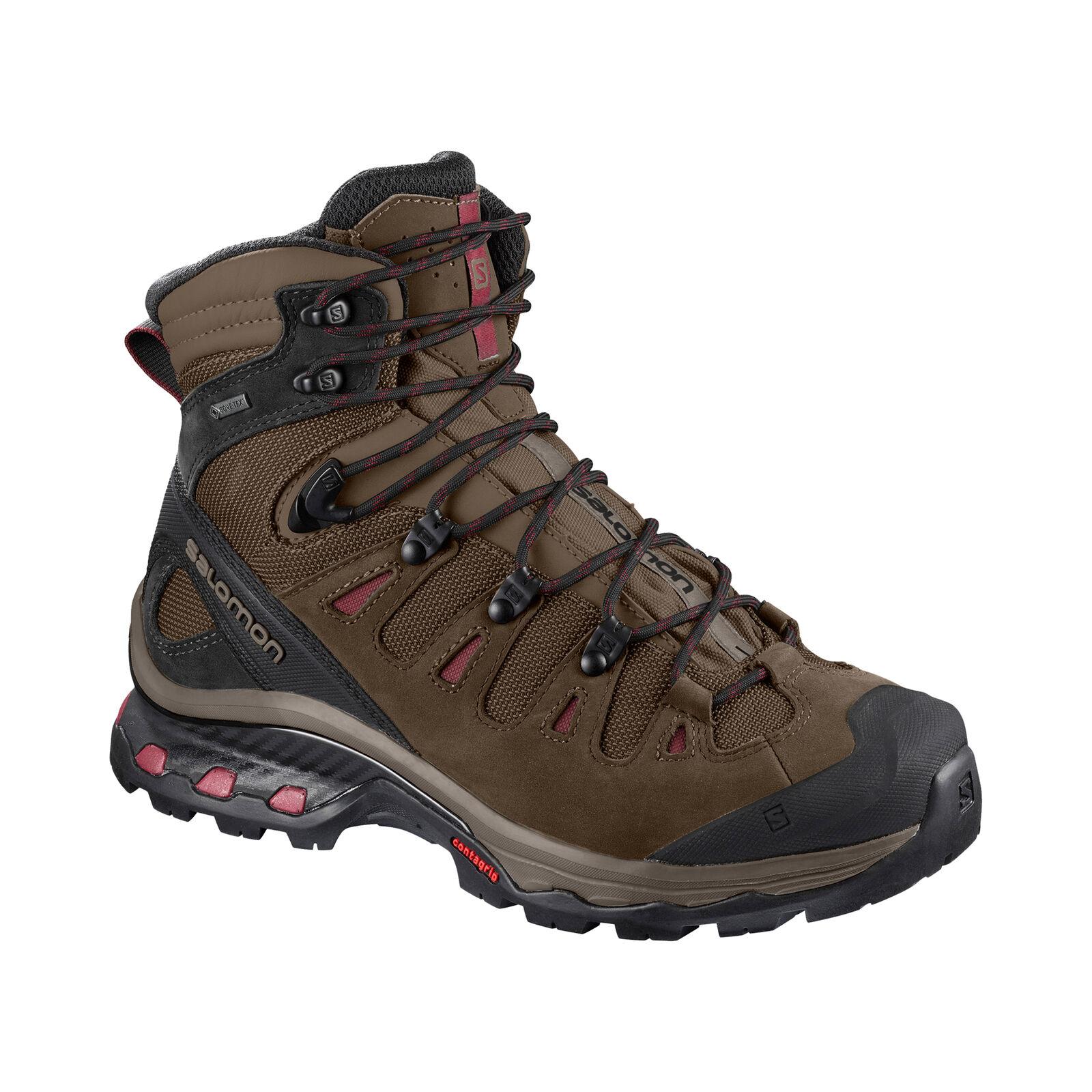 Salomon XA PRO 3D GORE TEX Herren Sneaker Blau Schuhe, Größe:42