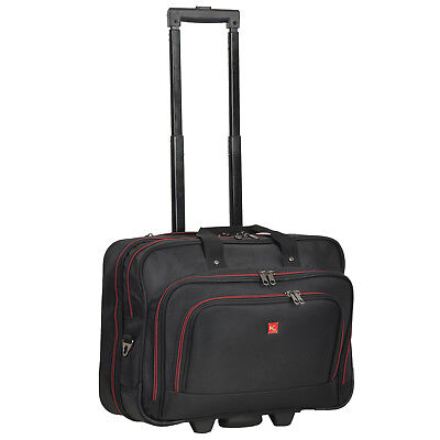 Trolley XL Pilotentrolley Keanu by Marc Kerner Manager Laptoptrolley Rollkoffer