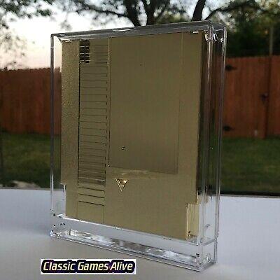 Best Nintendo NES Video Game Cartridge Display Case (PC highest quality plastic) Best Nintendo Nes Games