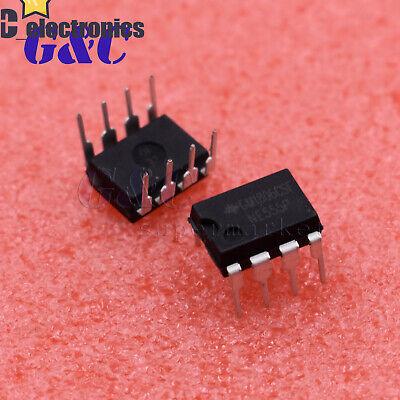 10pcs Ic Ne555 Dip-8 Ti Timers New Good Quality A3gs