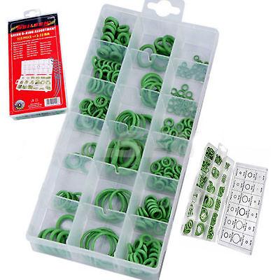 Neilsen Rubber O-Ring 225 Washers Assortment Box Green Taps Plumbing   16B