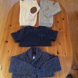 Size 5  sweaters  (4)